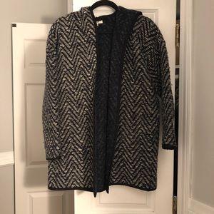 Madewell Herringbone Wool Jacket, XS/S